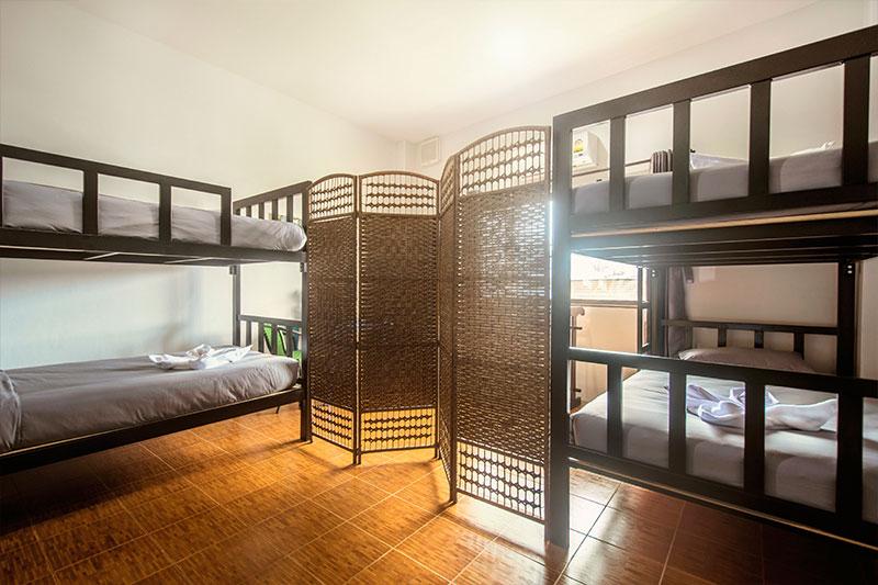 Dorm Rooms @ Sleep Easy Krabi