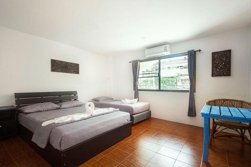 Family Room @ Sleep Easy Krabi