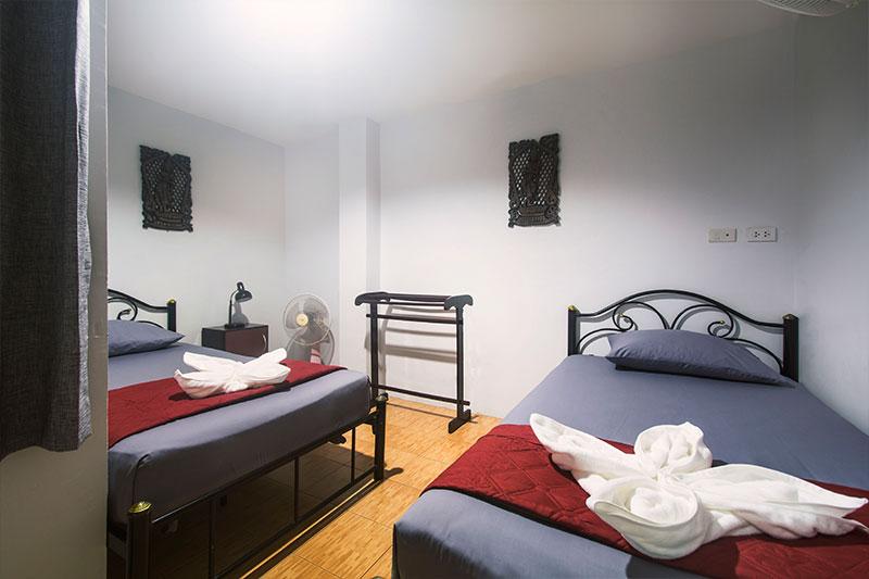 Twin Room @ Sleep Easy Krabi
